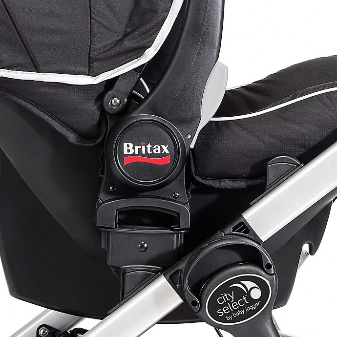Baby JoggerR City Select Versa Stroller Adaptor For BRITAX B Safe And Chaperone Infant Car Seats