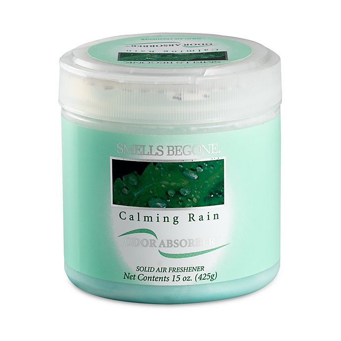 Smells Begone® Odor Absorber Calming Rain Solid Air ...