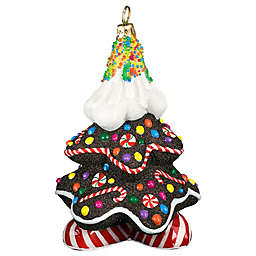 Gingerbread Tree Hanging Ornament