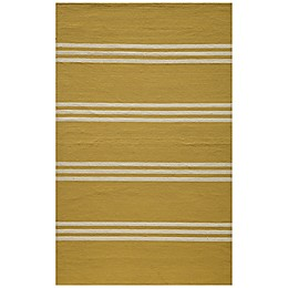 Momeni Veranda Indoor/Outdoor Rug in Lemon