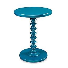 Powell Round Spindle Table