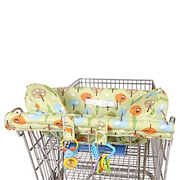 Snoogle®  Prop 'R Shopper® Body Fit Shopping Cart Cover in Forest