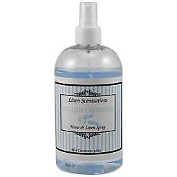 Linen Scentsations 16 oz. English Lavender Home & Linen Spray