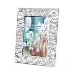 Swing Design™ Shimmer 5-Inch x 7-Inch Frame in Silver
