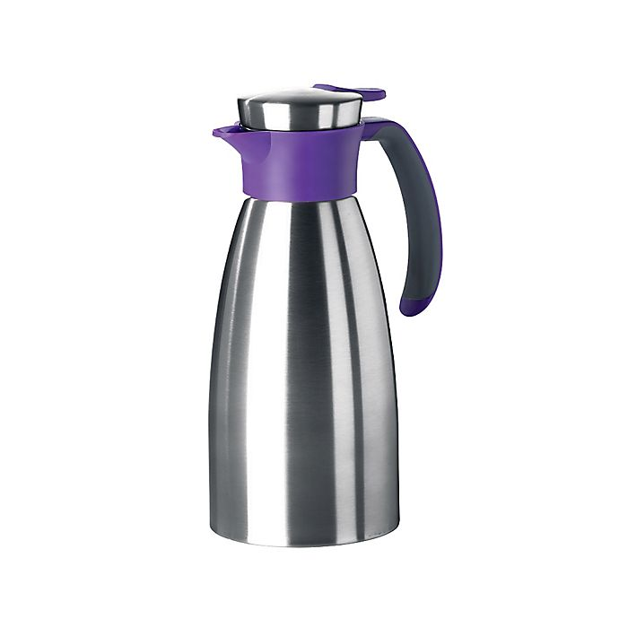 Alternate image 1 for Frieling Stainless Steel 51 oz. Thermal Insulated Carafe