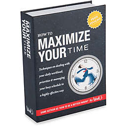 How to Maximize Your Time Book Flask