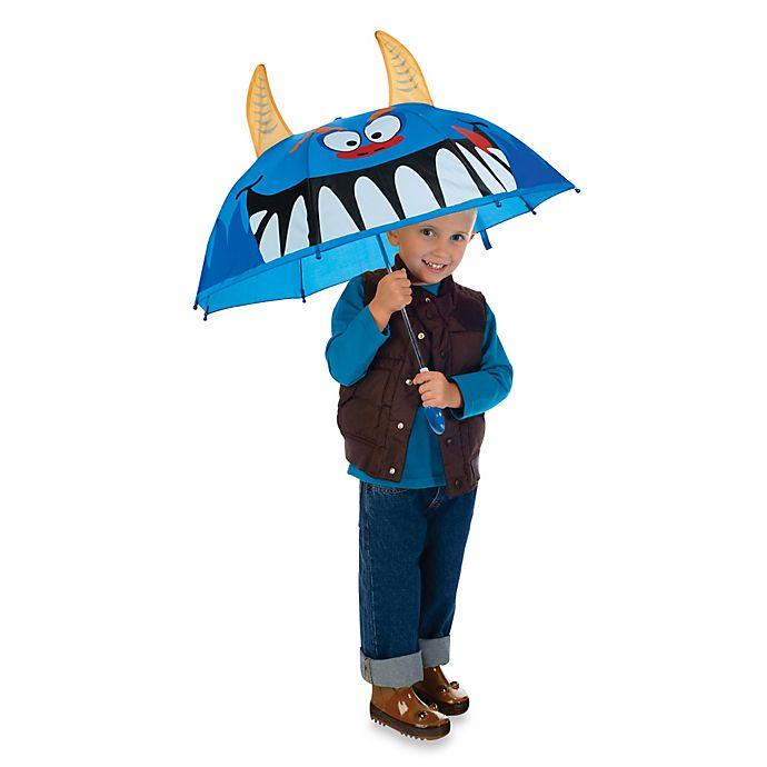Alternate image 1 for Toysmith Monster Umbrella