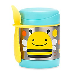 SKIP*HOP® Zoo 11 oz. Insulated Food Jar in Bee
