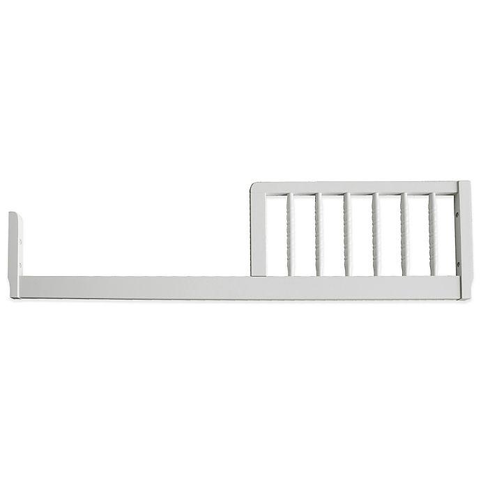 Alternate image 1 for DaVinci Jenny Lind Toddler Rail Conversion Kit in White