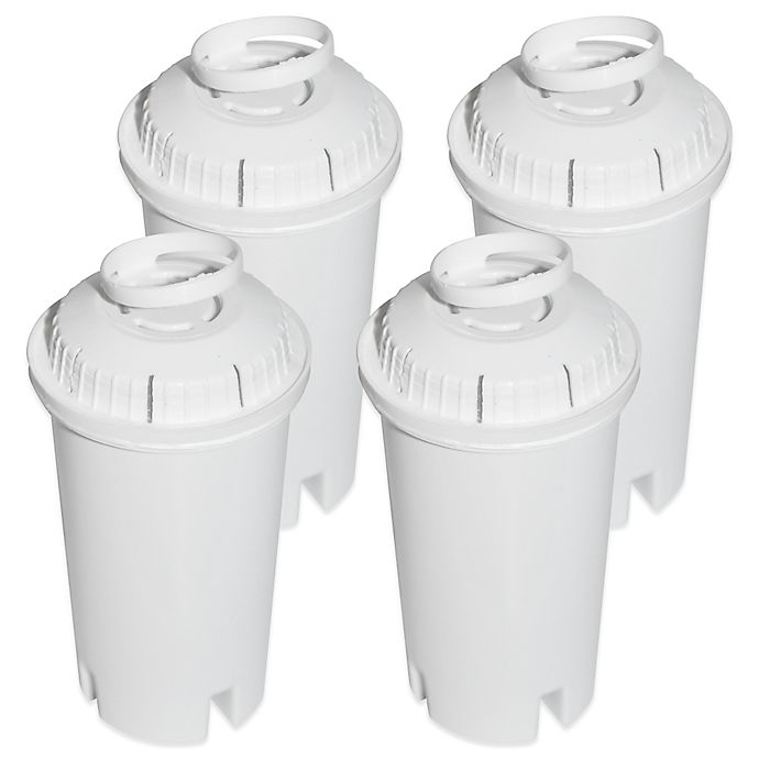 Alternate image 1 for Reduce Water Filtration 4-Pack Replacement Filters