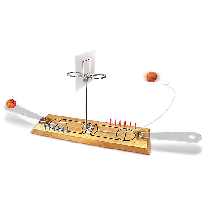 Alternate image 1 for Tabletop Mini Basketball Game