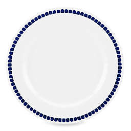 kate spade new york Charlotte Street™ North Dinner Plate in Indigo