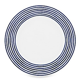 kate spade new york Charlotte Street™ East Dinner Plate in Indigo