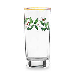 Lenox® Holiday™ Highball Glasses (Set of 4)