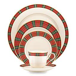 Lenox® Winter Greetings® Plaid Dinnerware Collection