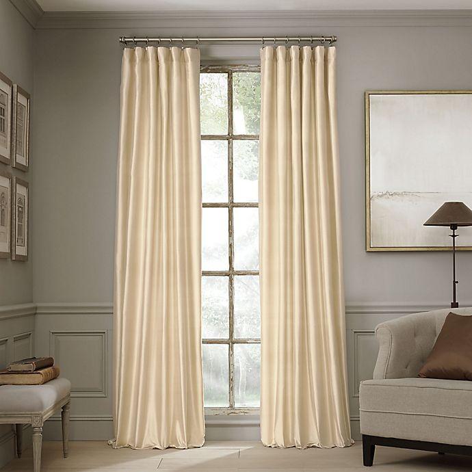Alternate image 1 for Valeron Estate Silk Window Curtain Panel