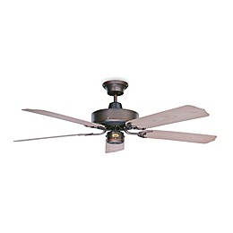 Concord Fans Nautika 52-Inch Indoor/Outdoor Ceiling Fan in Oil Rubbed Bronze