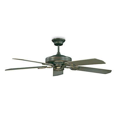 Concord Fans French Quarter 52-Inch Indoor/Outdoor Ceiling Fan in Oil Rubbed Bronze