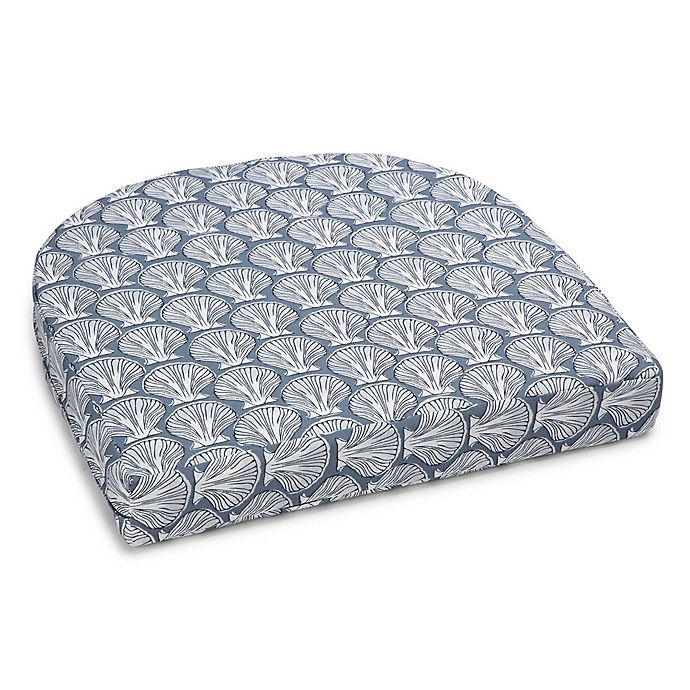 Alternate image 1 for Destination Summer Indoor/Outdoor Stacking Wicker Seat Cushion