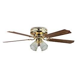Concord Fans Montego Bay Deluxe 52-Inch Ceiling Fan