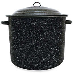 Columbian Home Products Granite Ware 34 qt. Stock Pot