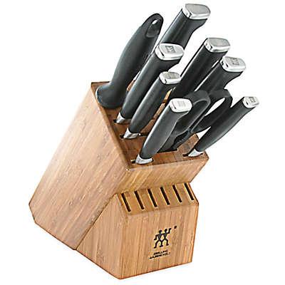 Zwilling® J.A. Henckels Four Star II 10-Piece Knife Block Set