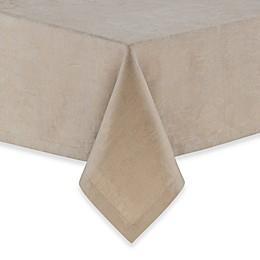 Garnier-Thiebaut Mille Datcha Linen Tablecloth