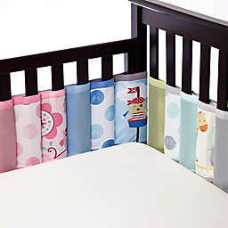 BreathableBaby® Mix & Match Breathable Mesh Crib Liner