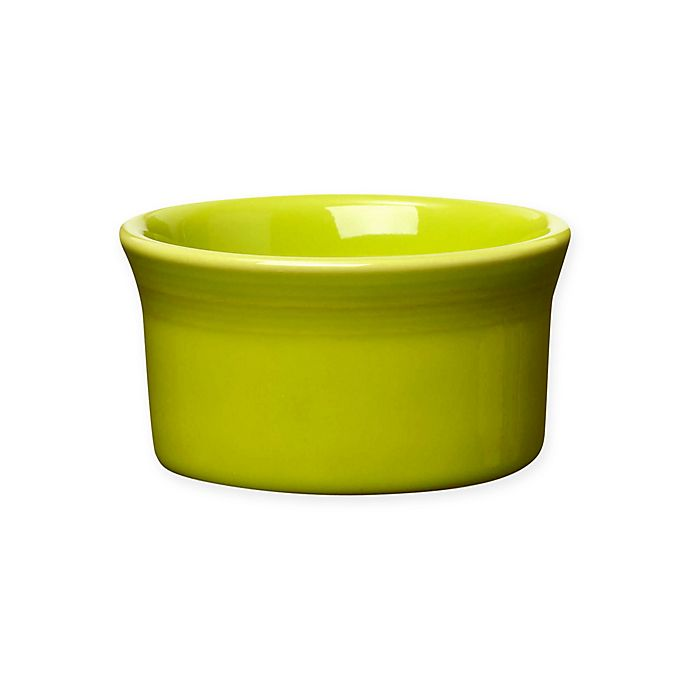 Alternate image 1 for Fiesta® Ramekin in Lemongrass