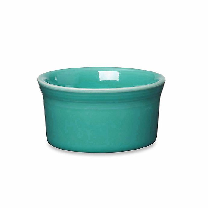 Alternate image 1 for Fiesta® Ramekin in Turquoise