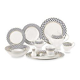 Lorren Home Trends Tula 57-Piece Dinnerware Set