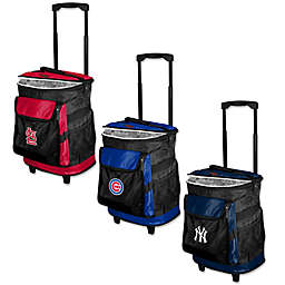 MLB Rolling Cooler Collection