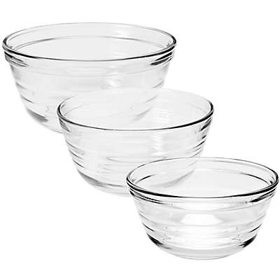 Fire King Glass Mixing Bowl