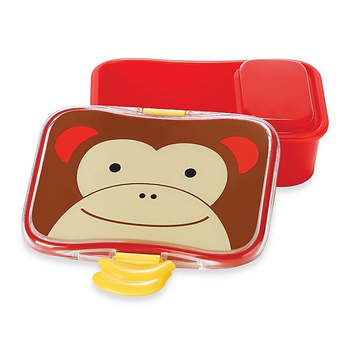 Alternate image 1 for SKIP*HOP® Zoo Lunch Kit in Monkey