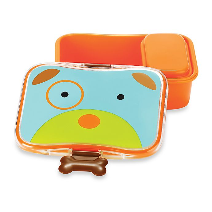 Alternate image 1 for SKIP*HOP® Zoo Lunch Kit in Dog