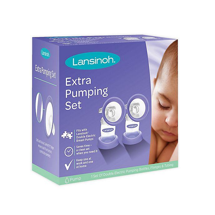 Lansinoh Extra Pumping Set Buybuy Baby