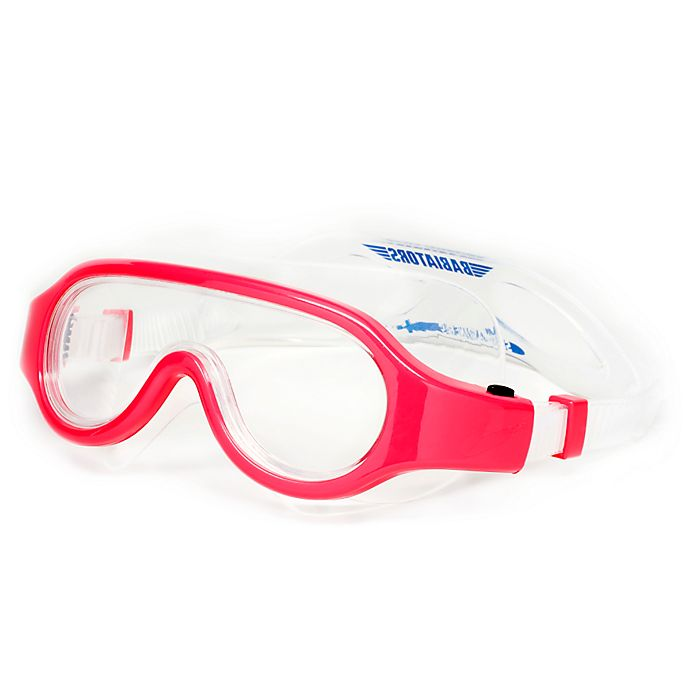Alternate image 1 for Babiators® Submariners Swim Goggles in Popstar Pink