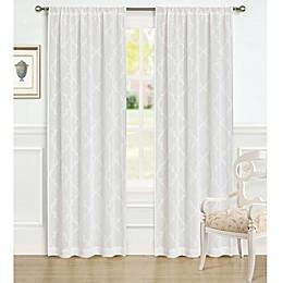 Laura Ashley® 84-Inch Windsor Window Curtain Panel Pair