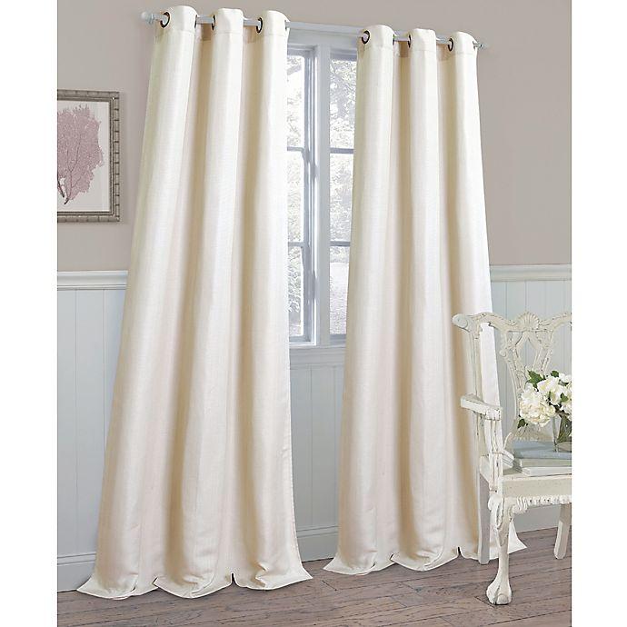 Laura Ashley Curtain Buying Guide: Laura Ashley® Berkley 84-Inch Window Curtain Panel Pair