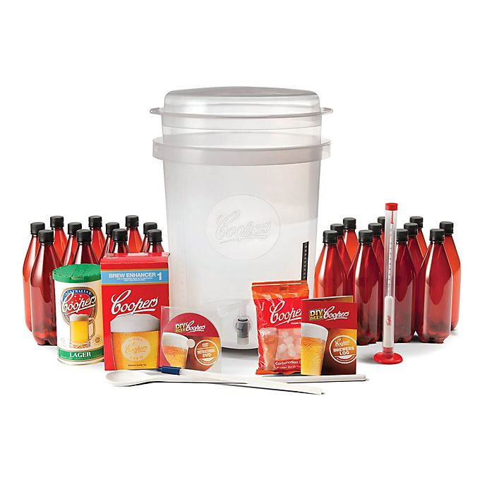 Alternate image 1 for Coopers DIY 5 Gallon Beer Kit