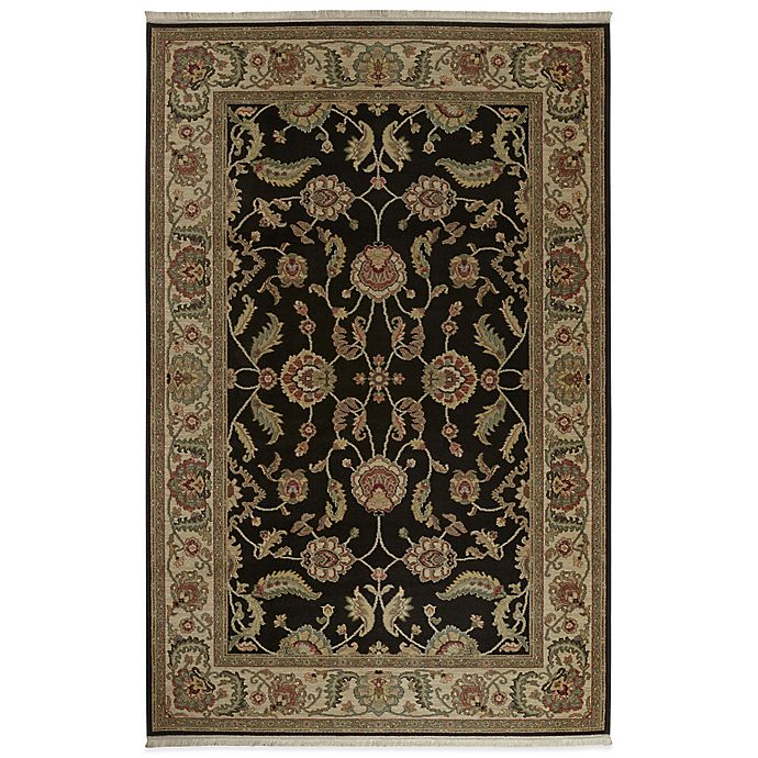 Alternate image 1 for Karastan Ashara Agra Rug in Black
