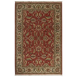 Karastan Ashara Agra Rug in Red