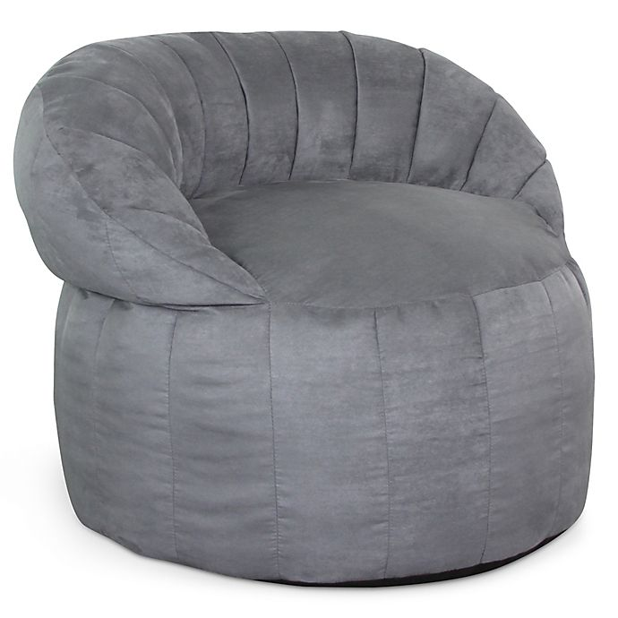 Urban Living Bean Bag Club Chair Cover Bed Bath And