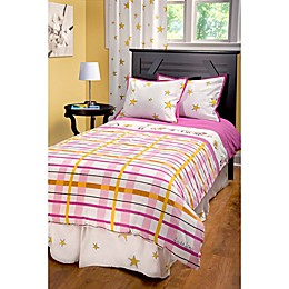 Rachel Kate Punk Rock Animal Girls Comforter Set