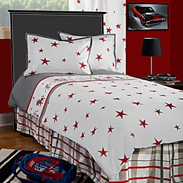Rachel Kate Punk Rock Animal Boys Comforter Set