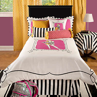 Rachel Kate Jealla Girl Comforter Set