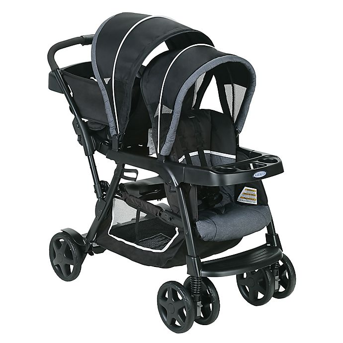 Alternate image 1 for Graco® Ready2Grow Click Connect Stroller