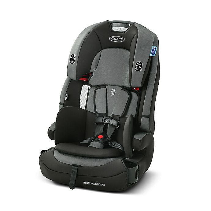 Alternate image 1 for Graco® Tranzitions™ SnugLock 3-in-1 Harness Booster