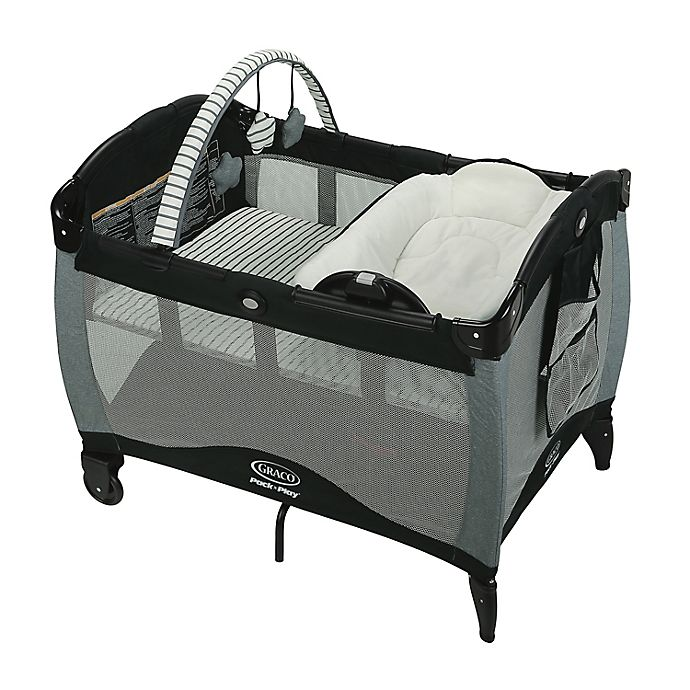 Alternate image 1 for Graco® Pack 'n Play® Playard with Reversible Seat & Changer™ LX