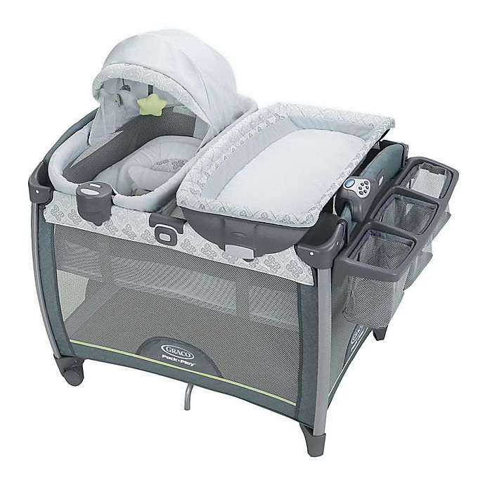 Alternate image 1 for Graco® Pack 'n Play® Snuggle Seat Playard